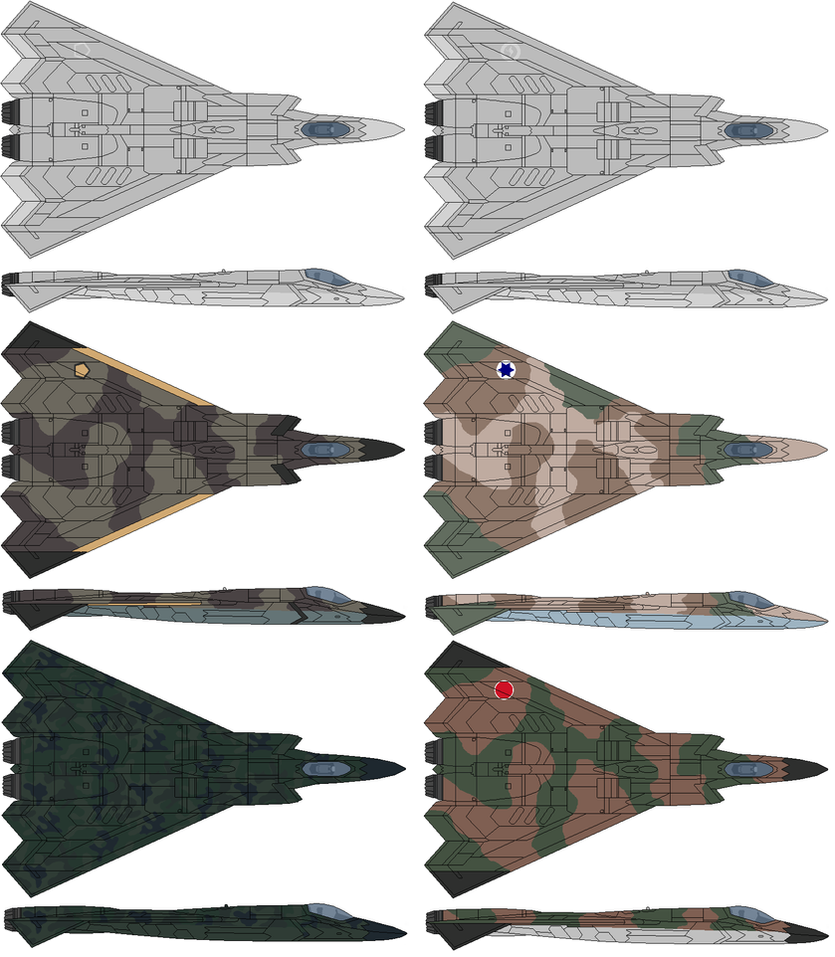 FA-27 Sabertooth by IgorKutuzov