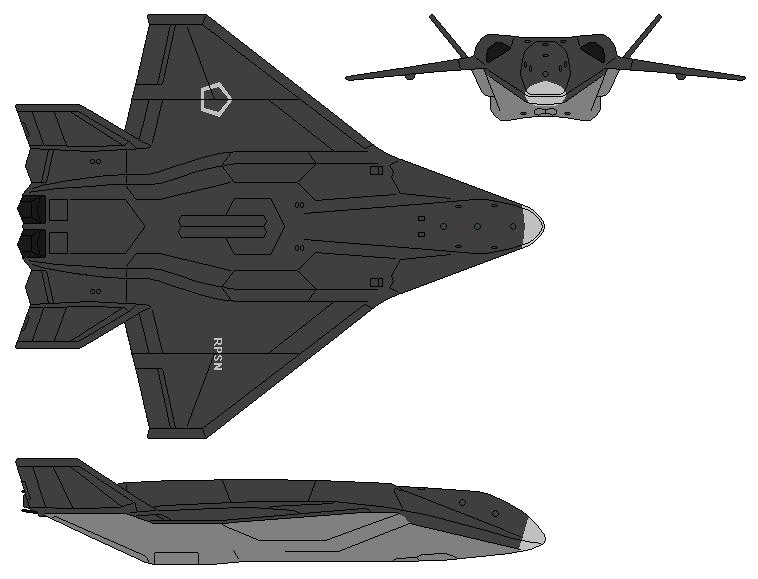 Storm Class Assault Shuttle by IgorKutuzov