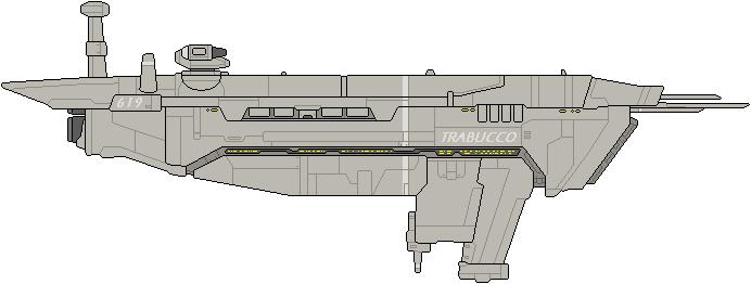 Trabucco Class Destroyer by IgorKutuzov