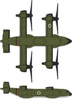 CV-444 Albatross by IgorKutuzov