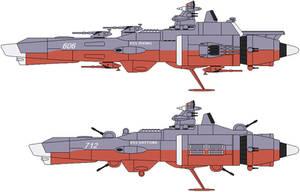RPSN 2055 Cruisers by IgorKutuzov