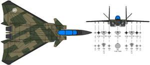 F-15U-TF Grand Eagle by IgorKutuzov
