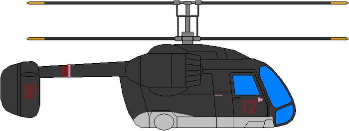 Kamov Ka-26U by IgorKutuzov