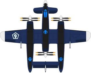 Firefly Mk VIIa by IgorKutuzov