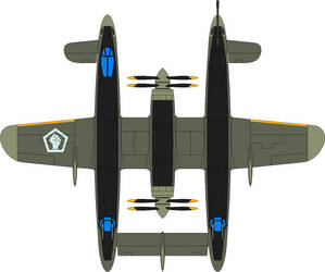 Firefly Mk VIIc by IgorKutuzov