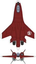 F-39B Hesperon by IgorKutuzov