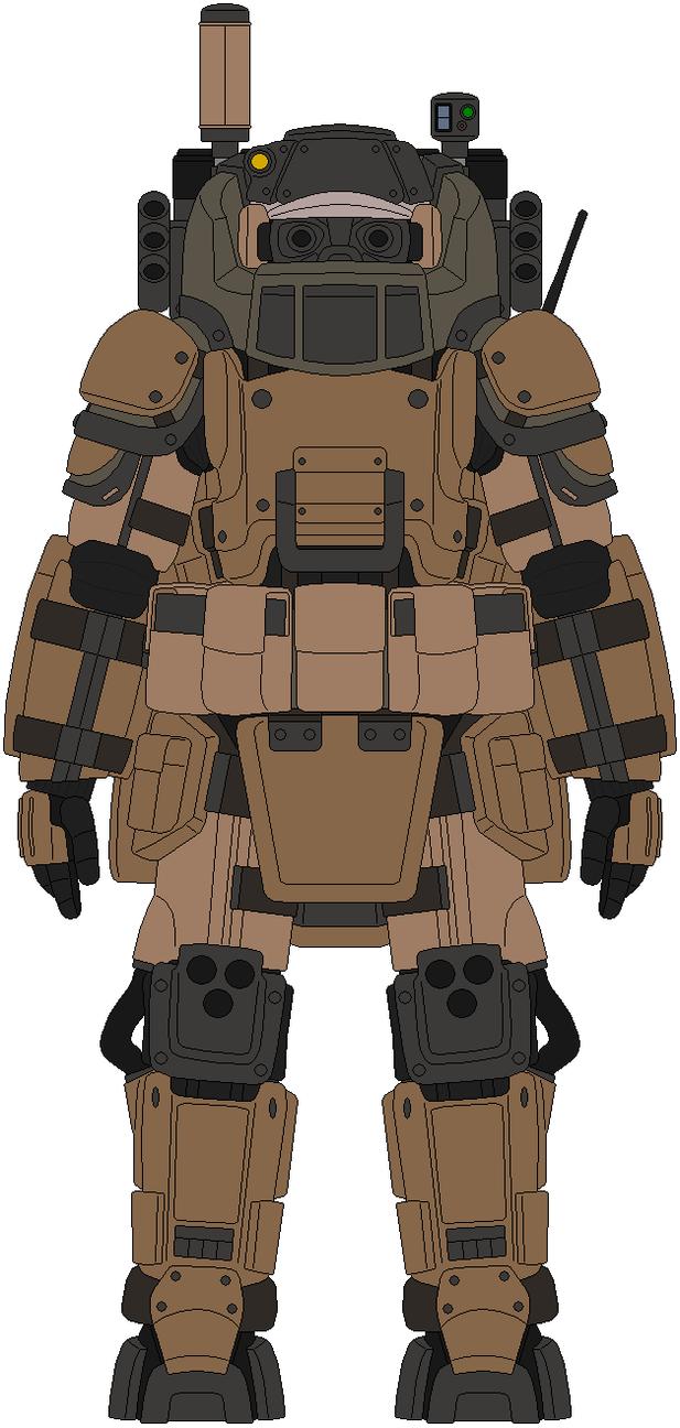 EMBS Type J-2A Juggernaut ADV by IgorKutuzov