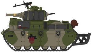 Radley-Walters MkIII Conquest by IgorKutuzov