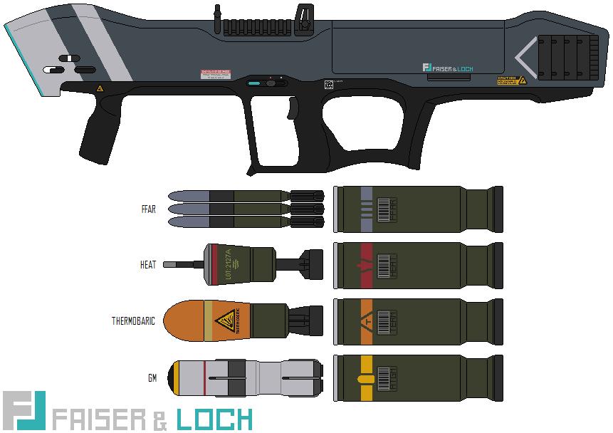 Faiser e Loch FL-7V29 Ralka by IgorKutuzov