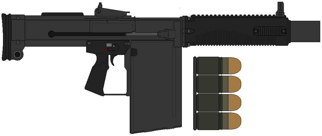 HG-3A1 Knuppel by IgorKutuzov