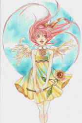 Mayu by Karorine