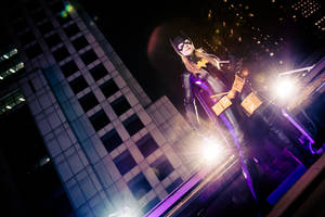Batgirl III: Bats-eye view by breathless-ness