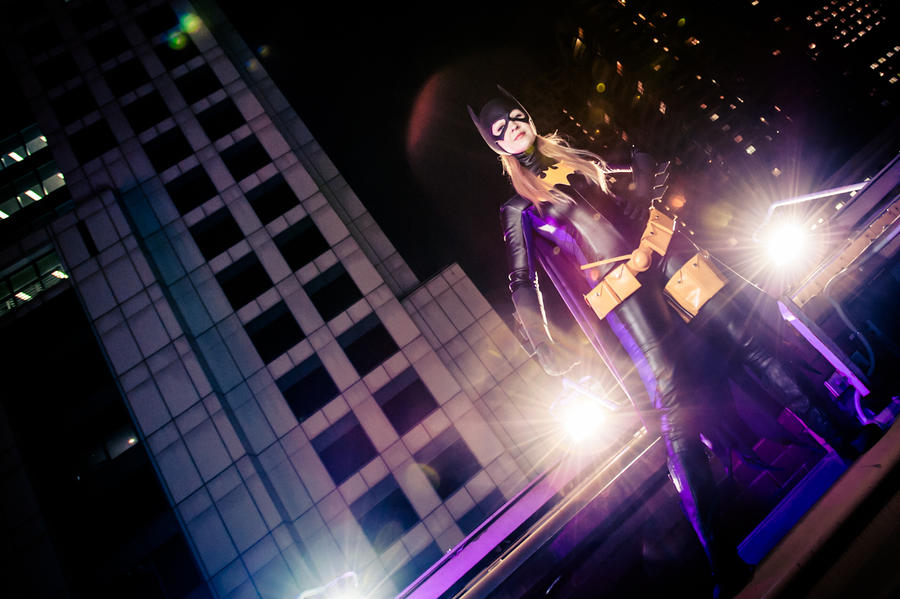 Batgirl III: Bats-eye view by breathless-ness