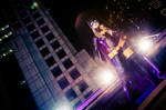 Batgirl III: Bats-eye view