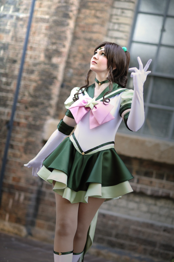 Eternal Sailor Jupiter by breathless-ness