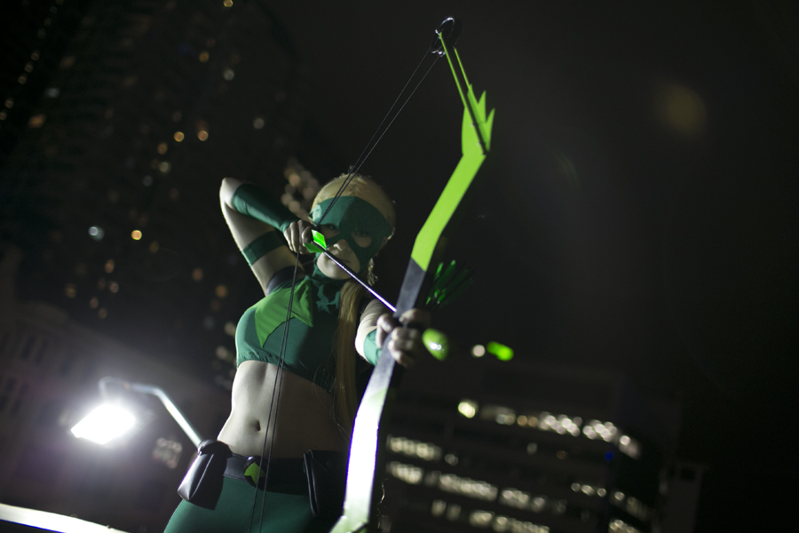 Artemis - Young Justice by breathless-ness