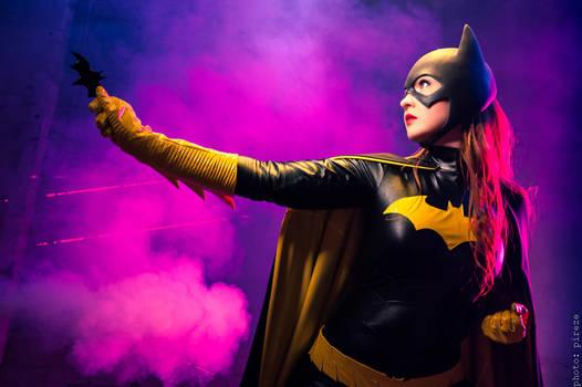 New52 Batgirl : :1: :