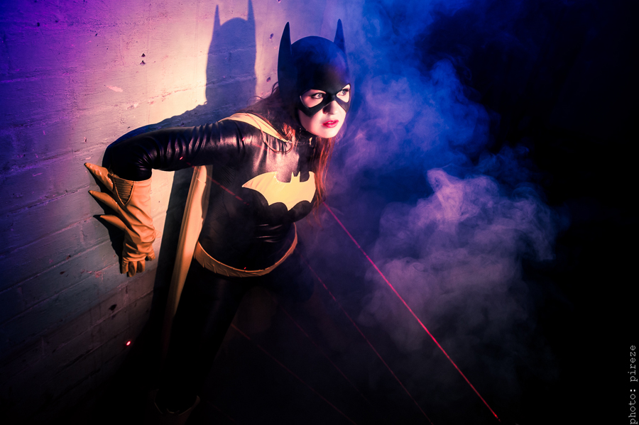 New52 Batgirl : :3: : by breathless-ness