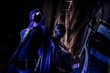 Spoiler : : 2 : : feat Batgirl
