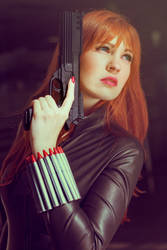 Black Widow: The Red Ledger