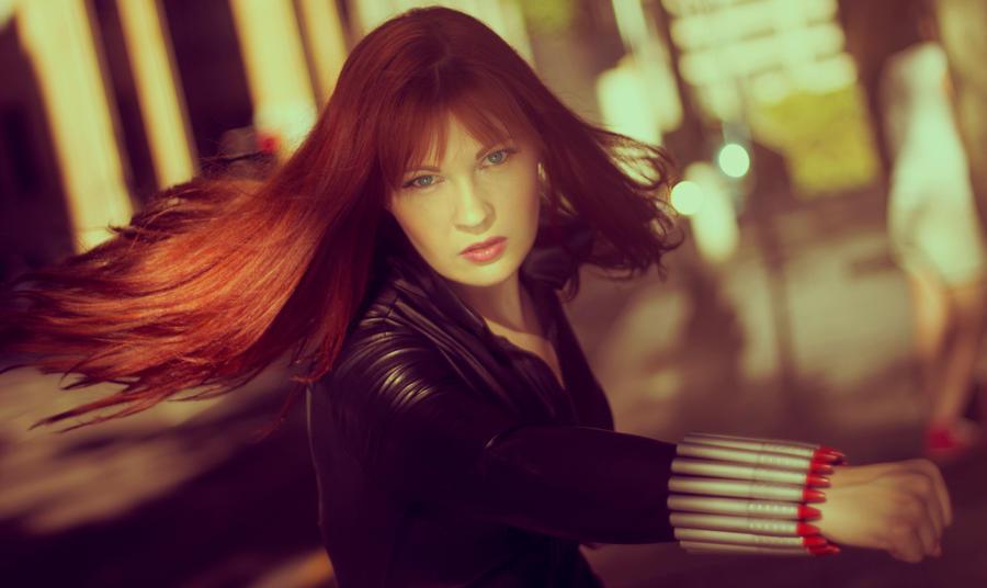 Black Widow: Agent Avenger Assassin by breathless-ness