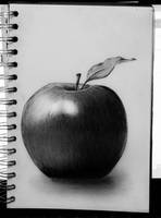 Apple by ScatteredFaces