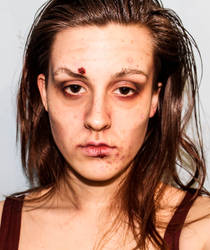 Meth Make-up by ScatteredFaces