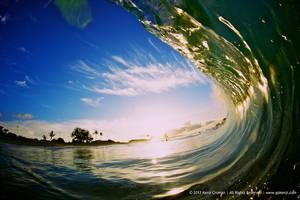 Pitching Wave by gokenji