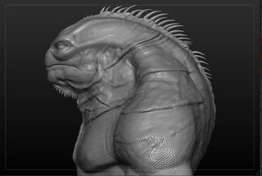 Alien 32 by perana