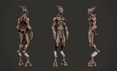 Creature Concept 34 by perana