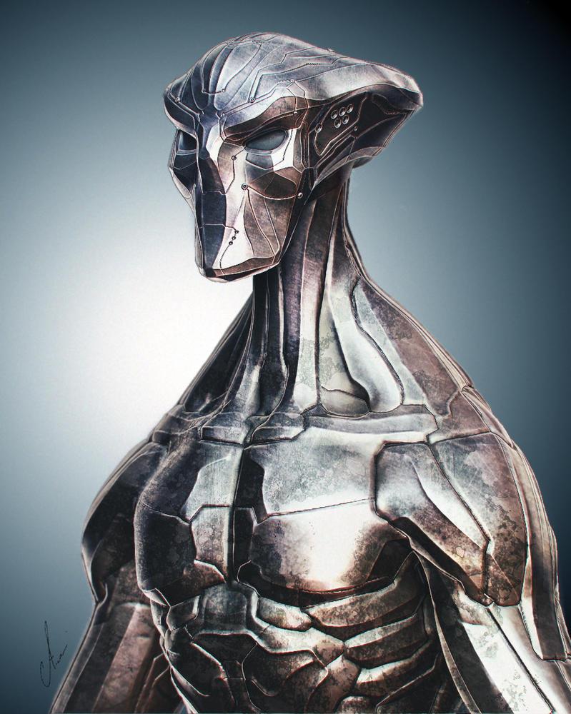 Creature Concept 50 by perana