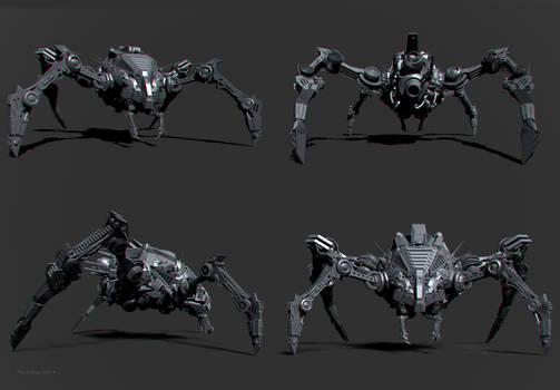 C91 SpiderBot