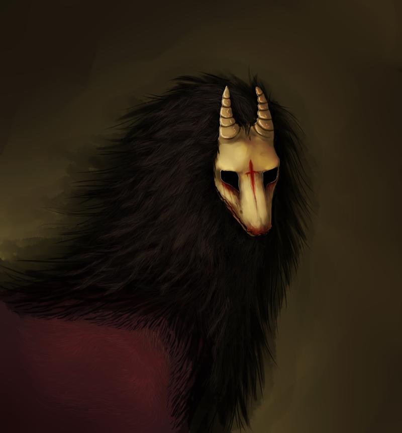 Judas by wispwolf