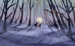 just a dream by wispwolf