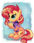 SunsetSparkle ( Sunny and Twily )