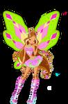 Flora Believix Tracix