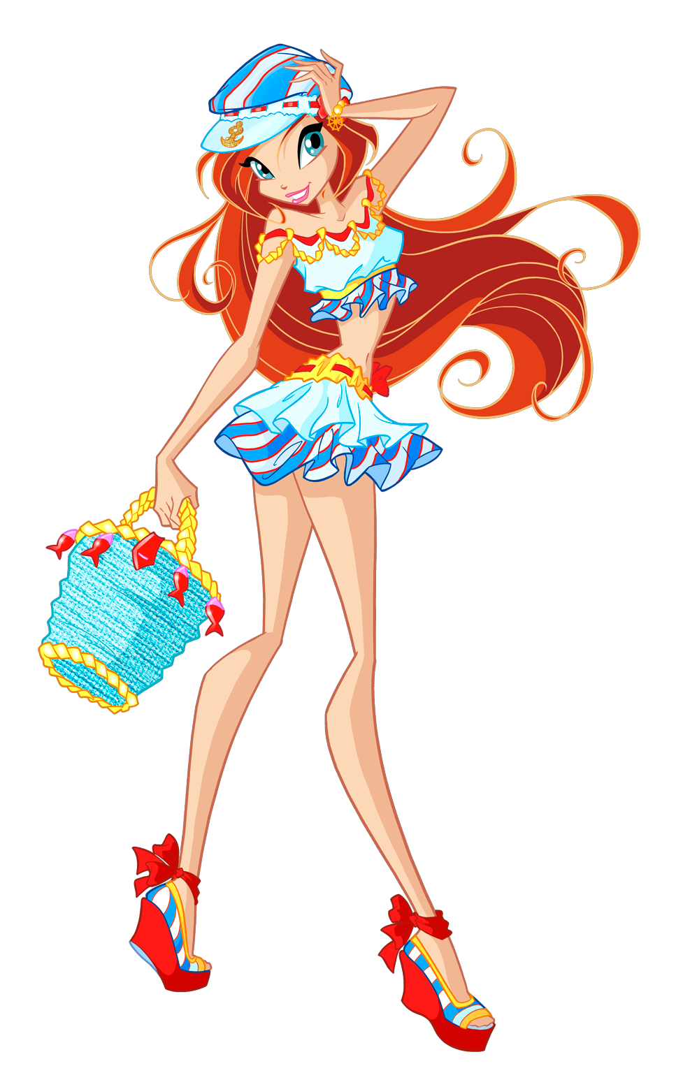 Fanpop - Fan clubs for everything. What are you a fan of? Sailor winx fashion show