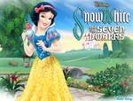 Snow White Wallpaper New Version