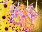 Butterflix Stella Wallpaper