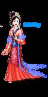 Mulan New Dress