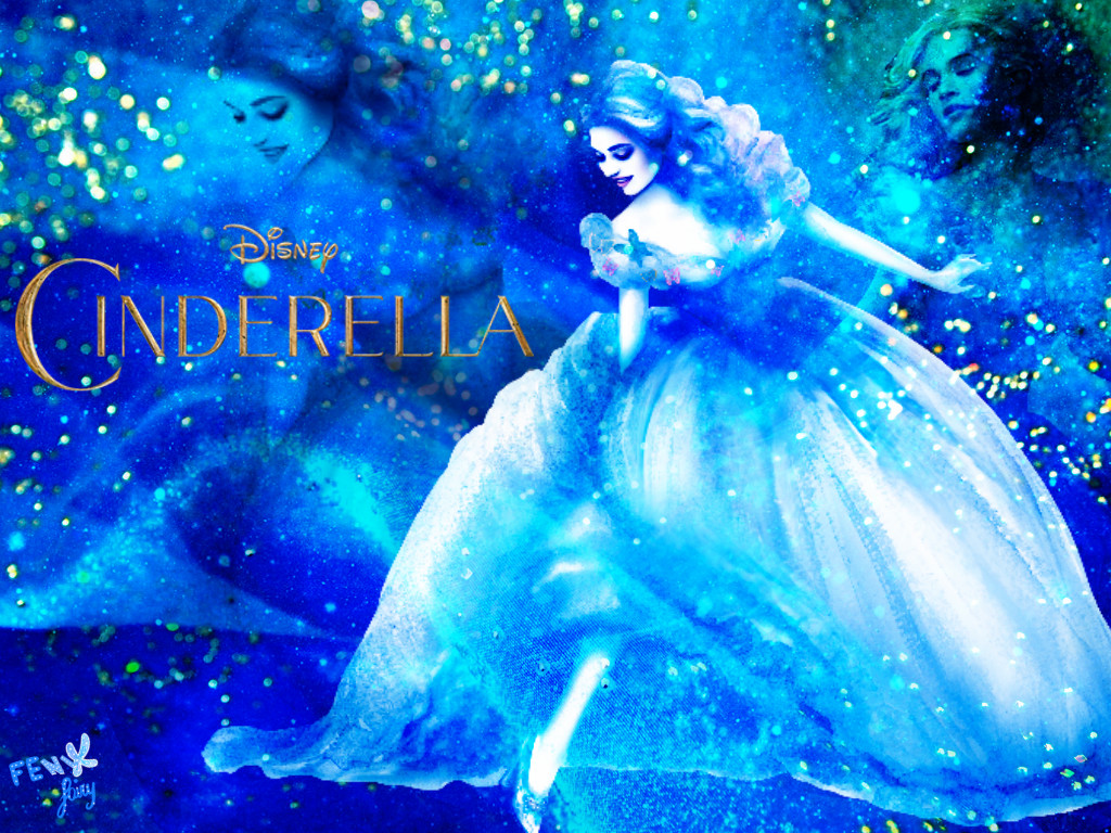 Cinderella Wallpaper By Fenixfairy