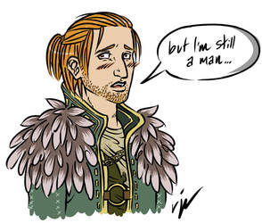 Anders - I'm Still a Man by 24-crayons