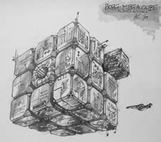 Borg: Rubik's Revenge by J-CashMD