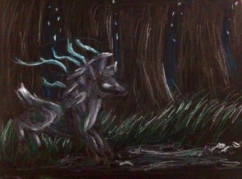 Forest Trot, Trumpet, MoonAndQibli
