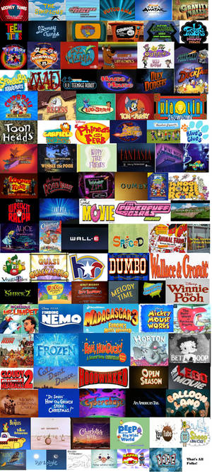 The 101 Greatest Cartoons