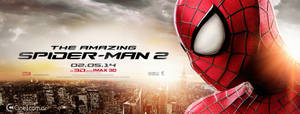 The Amazing Spider-man 2 Banner No oficial Cine 1