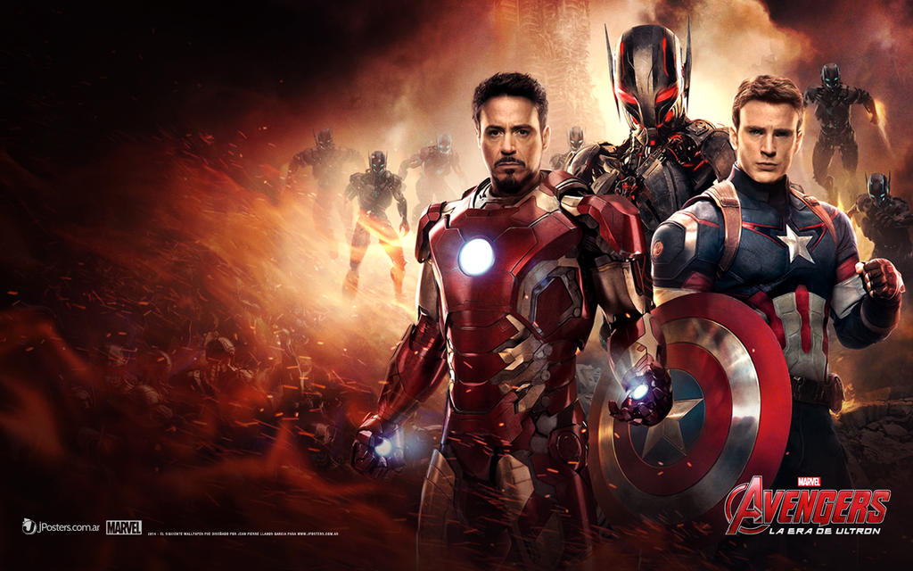 Wallpaper latino de avengers age of ultron by jphomeentertainment voltagebd Image collections