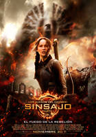 THE HUNGER GAMES: MOCKINGJAY - PART 1 (Latino) by jphomeentertainment