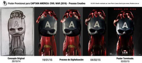 CAPTAIN AMERICA: CIVIL WAR (2016) - Proceso
