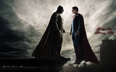 Wallpaper latino BATMAN V SUPERMAN